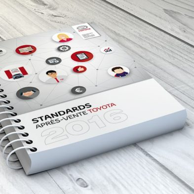 Standards APV - Toyota France