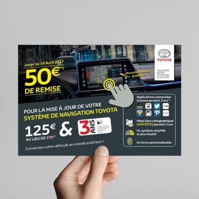 Mailing Système de Navigation Touch & Go - Toyota France