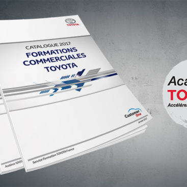 Catalogues de Formation - Académie Toyota
