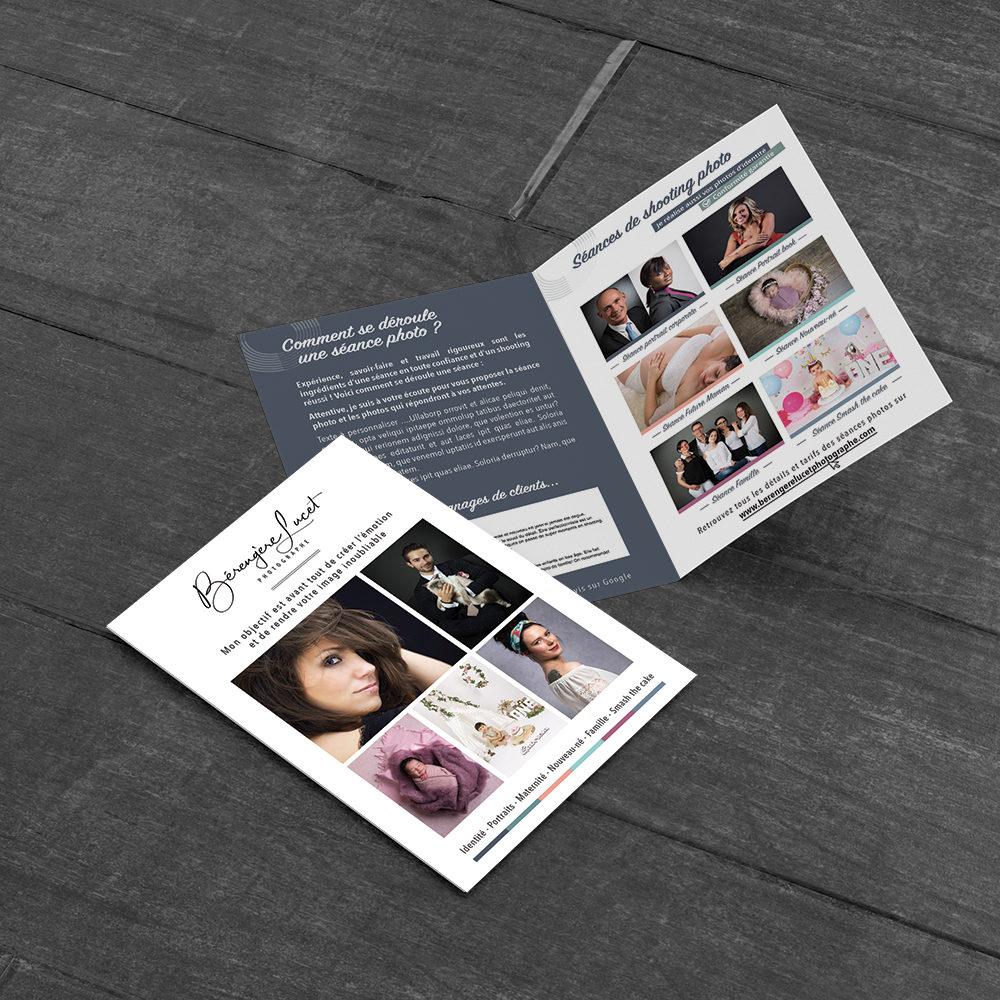 Leaflet Graphiste Freelance 78