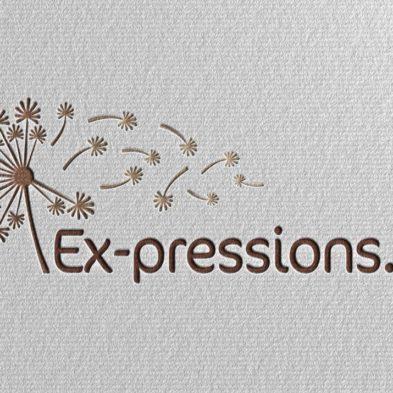 Logo - Ex-pressions.fr